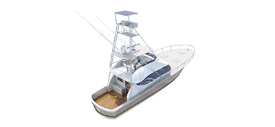 56 Game Boat